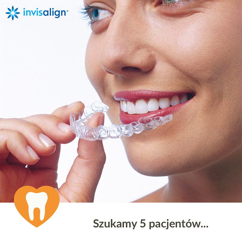 Dentysta, Kraków, Ortodonta, Invisalign